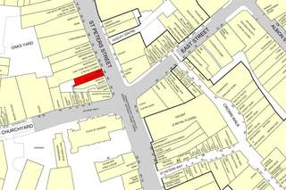 Goad Map for 46 St Peters St