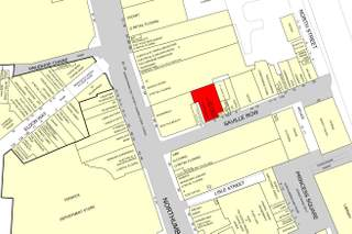 Goad Map for 6-9A Saville Row