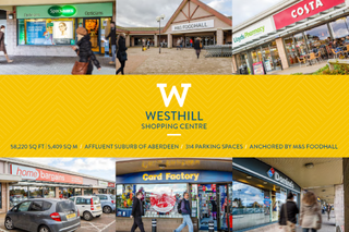 Primary Photo of Westhill Shopping Centre