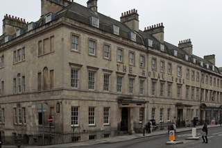 Primary Photo of Travelodge Bath Central Hotel
