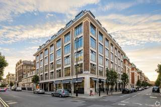 Primary Photo - The Harley Building, London - Serviced office for rent - 50 to 37,231 sq ft