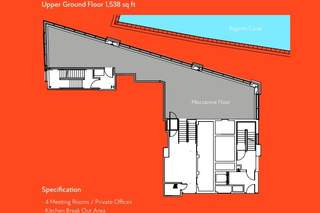 Floor Plan for Kings Place