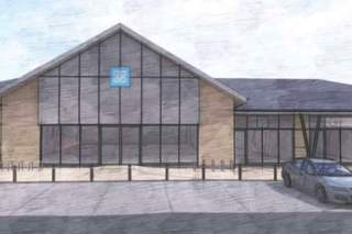 Primary Photo of Proposed Retail Units