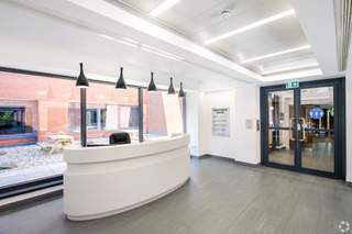 Lobby - Grosvenor House, Redhill - Office for rent - 11,700 to 41,042 sq ft