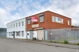 Primary Photo of Langley Mill Business Centre, Amber Dr