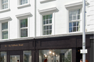 Primary Photo of 60-64 Fulham Rd