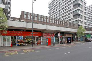 Primary Photo of 127-175 Edgware Rd