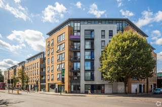 Primary photo of 23-43 Mare St, London