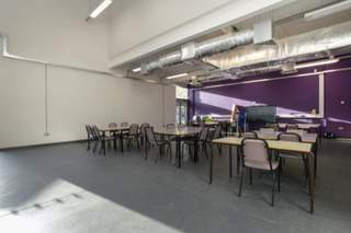 Interior Photo for NSEC Building
