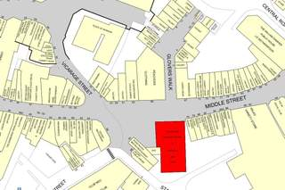 Goad Map for 72-74 Middle St
