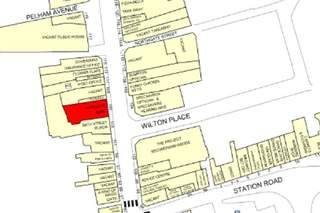 Goad Map for 105-107 Bath St
