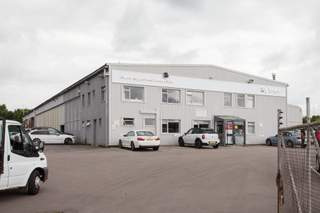 Primary Photo of Sytner Accident Repair Ctr