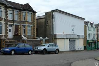 Primary Photo of Former Hanbury Cinema