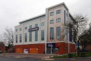 Primary Photo of Travelodge Newbury London Road Hotel