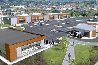 Primary Photo of Hattersley Retail Park