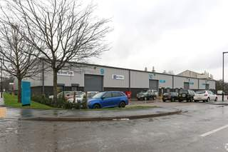 Primary Photo of Meadowbrook Park Industrial Estate, Sheffield
