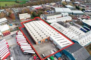 Primary Photo - Smith Way, Ossett - Industrial unit for rent - 1,775 to 38,775 sq ft