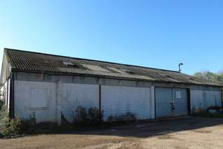 Primary Photo of Former Grounds Maintenance Depot