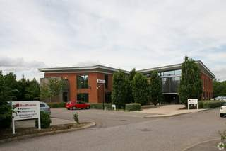 Primary Photo - Beacon House, High Wycombe - Serviced office for rent - 50 to 17,681 sq ft