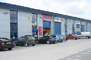 Primary Photo of Kingfisher Business Park, Units 14-15
