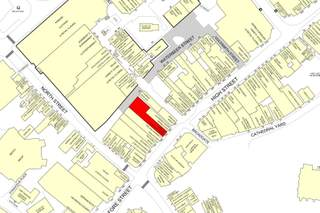 Goad Map for 193 High St