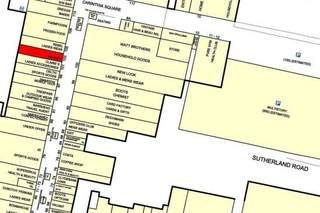 Site Plan for Clyde Shopping Centre