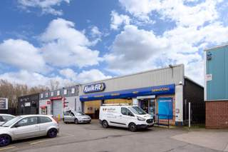 Primary photo of Kwik Fit, Willenhall