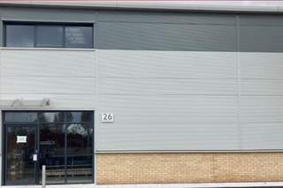 Primary Photo of Waterside Business Park, Unit 26