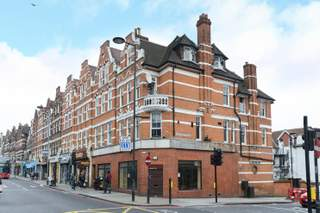 Primary Photo of 211-213 Streatham High Rd