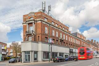 Primary Photo of 11-13, Finchley Rd