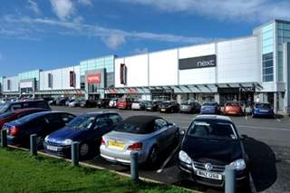 Primary Photo of Boucher Retail Park