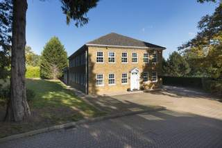 Winslow House - grounds - Winslow House, Ashurst Park, Ascot - Office for rent - 102 to 627 sq ft