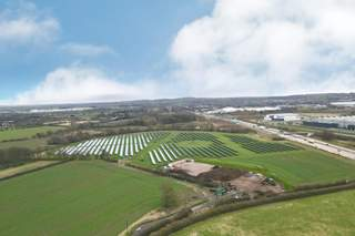 Primary Photo - South Staffordshire Green Park, South Staffordshire Green Park, Wolverhampton - Commercial land plot for sale - 42.96 acres