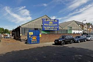 Primary Photo of Coombe Works