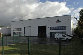 Primary Photo - 7A-7B Cartside Ave, Inchinnan Business Park, Renfrew - Industrial unit for rent - 8,741 sq ft