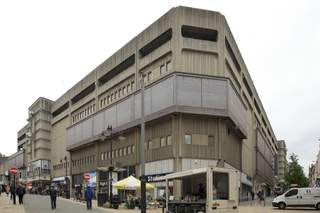 Primary Photo of Kirkgate Shopping Centre