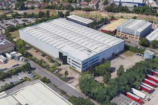 Primary Photo of Spares Logistic Centre, 16