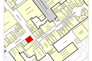 Goad Map for Port Arcades Shopping Centre