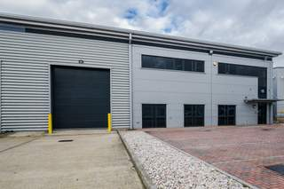 Building Photo for Units 15-18, Avro Way