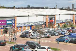Primary Photo of Heeley Retail Park