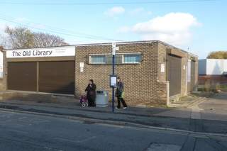 Primary Photo of Former Library