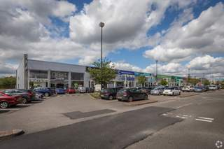 Primary Photo of White Lion Retail Park, Unit 1-7A