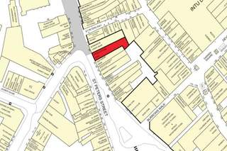 Goad Map for 89-91 St Peters St