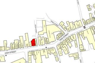 Goad Map for 42 High St