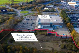 Primary Photo of Longwater Retail & Leisure Park