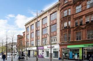Primary Photo of 123-133 Sauchiehall St