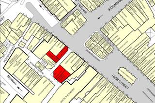 Goad Map for Roebuck Centre