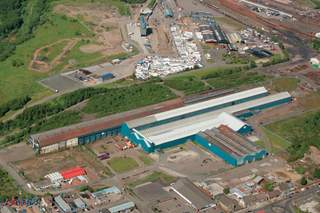 Primary Photo - Mossend Works, Bellshill - Industrial unit for rent - 10,796 to 214,019 sq ft