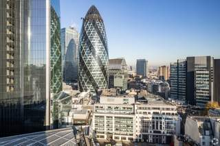 Primary Photo of The Gherkin, London