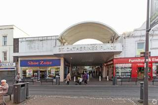 Primary photo of St Catherines Place Shopping Centre